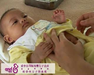 宝宝脐部护理