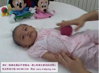 孕妇常识之宝宝触觉训练