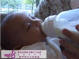 孕妇常识之人工如何喂奶